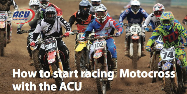 Starting Motocross